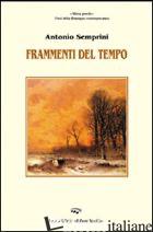 FRAMMENTI DEL TEMPO. AL CANTO DELLA CICALA - SEMPRINI ANTONIO