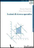 LEZIONI DI RICERCA OPERATIVA - PAPPALARDO MASSIMO; PASSACANTANDO MAURO