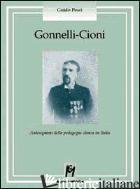 GONNELLI-CIONI. ANTESIGNANO DELLA PEDAGOGIA CLINICA IN ITALIA - PESCI GUIDO