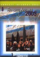 RAPPORTO ANNUALE 2003 - AMNESTY INTERNATIONAL (CUR.)
