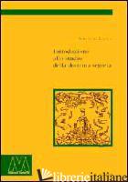 INTRODUZIONE ALLO STUDIO DELLA DOTTRINA SEGRETA - LANCRI SOLOMON