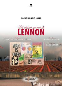 ULTIMI GIORNI DI LENNON (GLI) - IOSSA MICHELANGELO