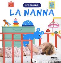 NANNA. I FOTOLIBRI (LA) - AVIGNON MARIE-CLAUDE