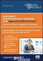 ASSISTENTI AMMINISTRATIVO-TRIBUTARI NELL'AGENZIA DELLE ENTRATE - COTRUVO GIUSEPPE