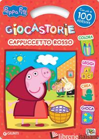 CAPPUCCETTO ROSSO. PEPPA PIG. ACTIVITY BOOK. CON ADESIVI. EDIZ. A COLORI - AA.VV.