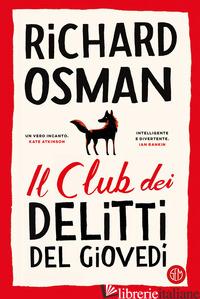 CLUB DEI DELITTI DEL GIOVEDI' (IL) - OSMAN RICHARD