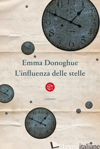 INFLUENZA DELLE STELLE (L') - DONOGHUE EMMA