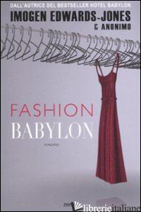 FASHION BABYLON - EDWARDS-JONES IMOGEN; ANONIMO