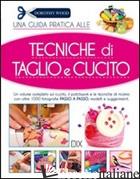 TECNICHE DI TAGLIO E CUCITO - WOOD DOROTHY