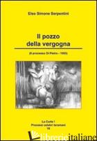 POZZO DELLA VERGOGNA. (3° PROCESSO DI PIETRO 1953) (IL) - SERPENTINI ELSO SIMONE