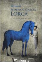 12 POESIE DI FEDERICO GARCIA LORCA. EDIZ. ILLUSTRATA - GARCIA LORCA FEDERICO; PACHECO GABRIEL; RODRIGUEZ M. (CUR.); RUBIO A. (CUR.)