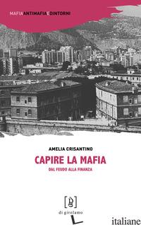 CAPIRE LA MAFIA. DAL FEUDO ALLA FINANZA - CRISANTINO AMELIA