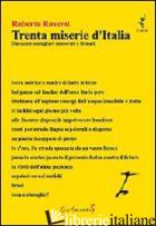 TRENTA MISERIE D'ITALIA - ROVERSI ROBERTO