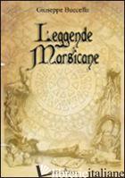 LEGGENDE MARSICANE - BUCCELLA GIUSEPPE
