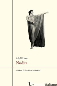 NUDITA' - LOOS ADOLF