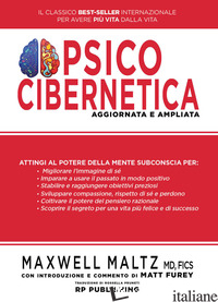 PSICOCIBERNETICA. EDIZ. AMPLIATA - MALTZ MAXWELL