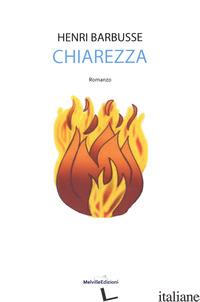 CHIAREZZA - BARBUSSE HENRI
