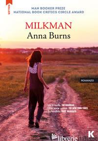 MILKMAN - BURNS ANNA