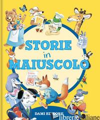 STORIE IN MAIUSCOLO -