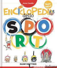 ENCICLOPEDIA DELLO SPORT - CASALIS ANNA