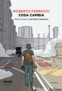 COSA CAMBIA - FERRUCCI ROBERTO