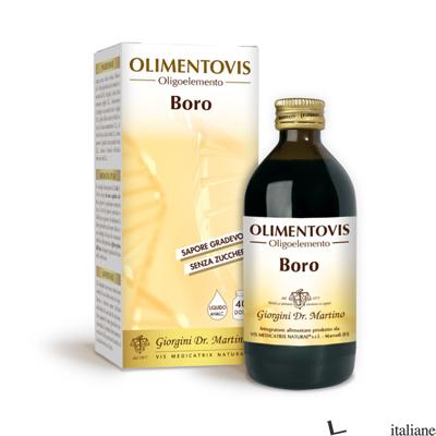 BORO OLIMENTOVIS 200 ml - SERIOBORO200
