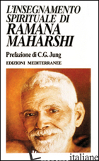 INSEGNAMENTO SPIRITUALE (L') - RAMANA MAHARSHI