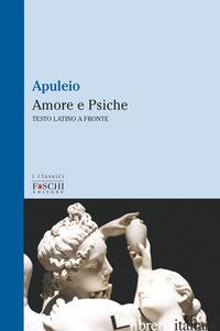 AMORE E PSICHE - APULEIO
