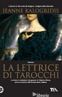 LETTRICE DI TAROCCHI (LA) - KALOGRIDIS JEANNE