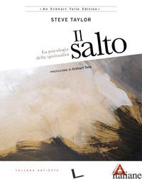 SALTO. LA PSICOLOGIA DELLA SPIRITUALITA' (IL) - TAYLOR STEVE