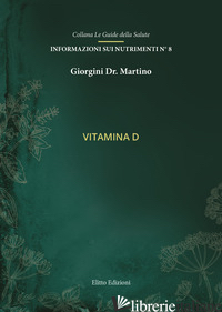 VITAMINA D - GIORGINI MARTINO