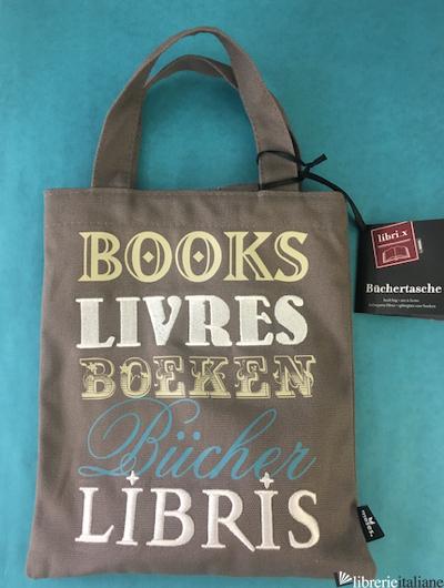 BOOKS LIVRES BOEKKEN BUECHER LIBRIS - BORSETTA LIBRI
