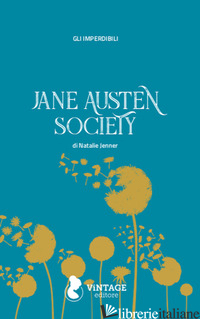 JANE AUSTEN SOCIETY - JENNER NATALIE