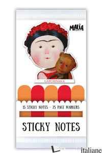 FRIDA. STICKY NOTES -
