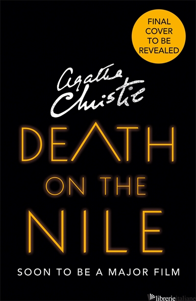 Poirot ? DEATH ON THE NILE [Film tie-in edition] *Export price - Agatha Christie