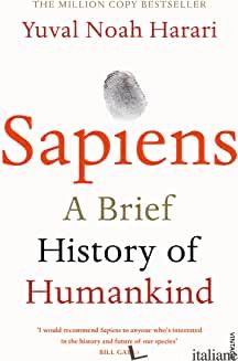SAPIENS. A BRIEF HISTORY OF HUMANKIND - HARARI YUVAL NOAH