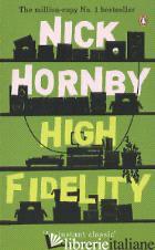 HIGH FIDELITY - HORNBY NICK