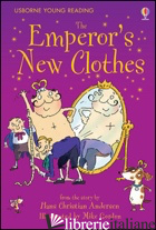 EMPEROR'S NEW CLOTHES. EDIZ. ILLUSTRATA (THE) - DAVIDSON SUSANNA
