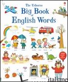 BIG BOOK OF ENGLISH WORDS - MACKINNON MAIRI