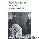 HUIS CLOS - SARTRE JEAN-PAUL