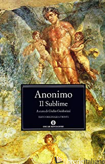 DEL SUBLIME - ANONIMO; GUIDORIZZI G. (CUR.)