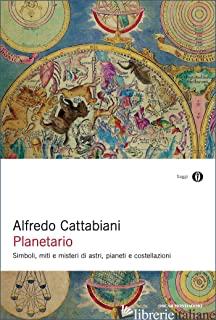 PLANETARIO - CATTABIANI ALFREDO