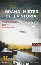 GRANDI MISTERI DELLA STORIA. HISTORY CHANNEL (I). VOL. 2 - AA.VV.
