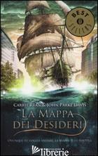 MAPPA DEI DESIDERI (LA) - RYAN CARRIE; DAVIS JOHN PARKE