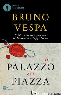 PALAZZO E LA PIAZZA (IL) - VESPA BRUNO