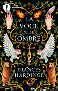 VOCE DELLE OMBRE (LA) - HARDINGE FRANCES