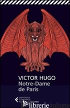 NOTRE DAME DE PARIS - HUGO VICTOR
