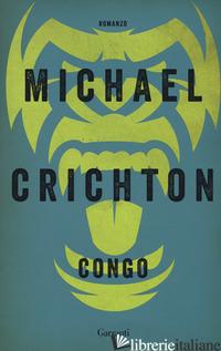 CONGO - CRICHTON MICHAEL