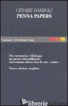 PENNA PAPERS - GARBOLI CESARE