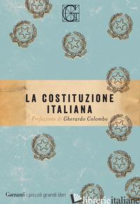 COSTITUZIONE ITALIANA (LA) - AA VV